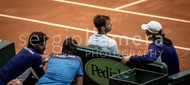 Davis Cup World Group Qualifier COL v ARG.: #045557