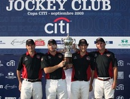 Abierto de Jockey Club 2009 / Indios Chapaleufu Ii vs. Chapa Uno Hope Funds