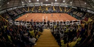 Davis Cup World Group Qualifier COL v ARG.: #045552