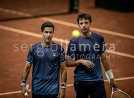 Davis Cup World Group Qualifier COL v ARG.: #045546