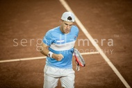 Copa Davis Argentina vs. Colombia WORLD GROUP.PLAY-OFFS / DIEGO SCHWARTZMAN-SANTIAGO GIRALDO
