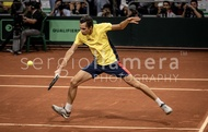 Davis Cup World Group Qualifier COL v ARG.: #045558