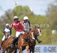 122º Abierto del Hurlingham Club-2015 / La Dolfina Sancor Seguros vs. Washington